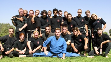 California Martial Arts Summer Camp