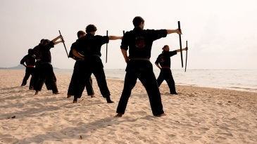 Thailand Ninja Camp